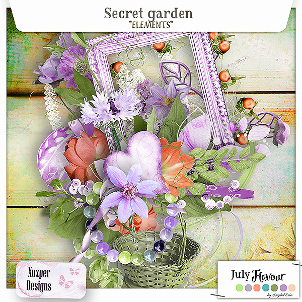 Secret garden (Flavour 03.07) Xuxper14