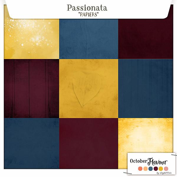 Passionata (flavour 14.10) only DC Xuxper41