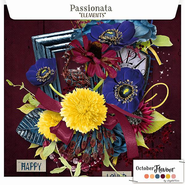 Passionata (flavour 14.10) only DC Xuxper42