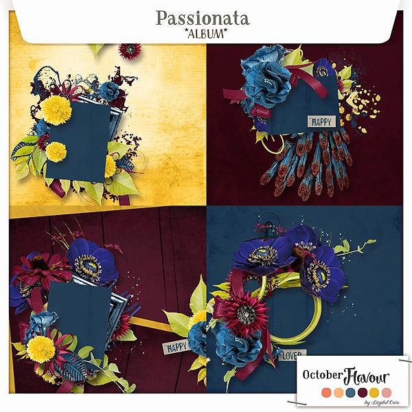 Passionata (flavour 14.10) only DC Xuxper45