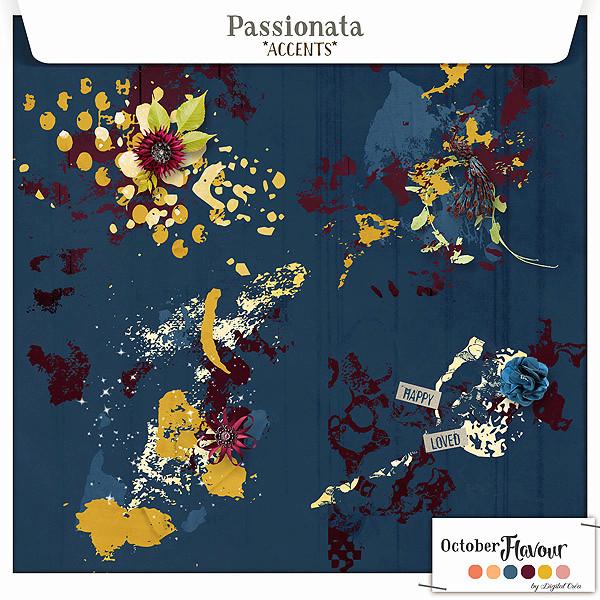 Passionata (flavour 14.10) only DC Xuxper46