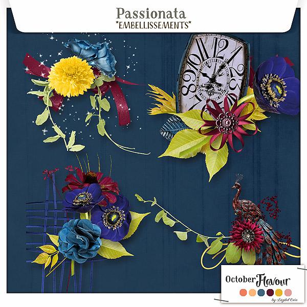 Passionata (flavour 14.10) only DC Xuxper47