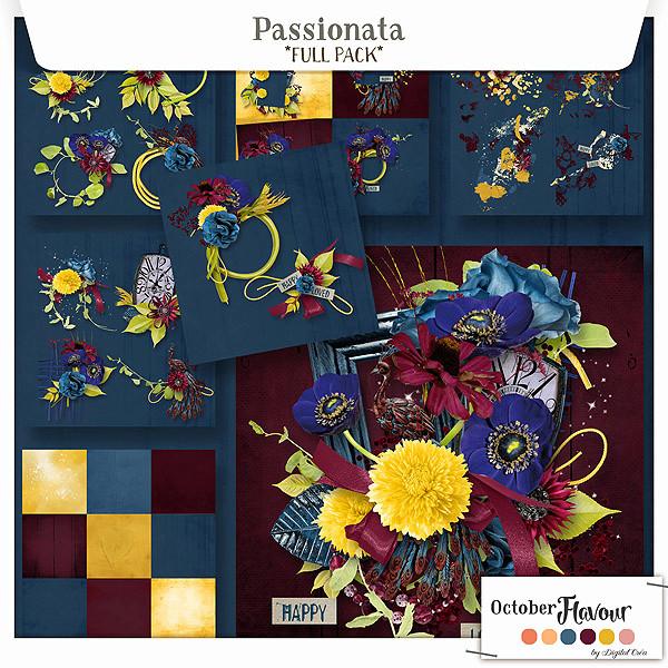 Passionata (flavour 14.10) only DC Xuxper49