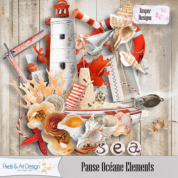 Pause océane (pixel it 27.10) Only pixel and art shop Xuxper70