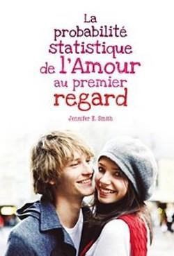 La probabilité statistique de l'amour au premier regard de Jennifer E.Smith Probab12