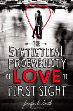 La probabilité statistique de l'amour au premier regard de Jennifer E.Smith Probab13