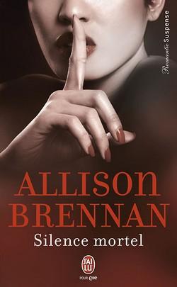 Série EVIL - Tome 1: Silence mortel de Allison Brennan Silenc10