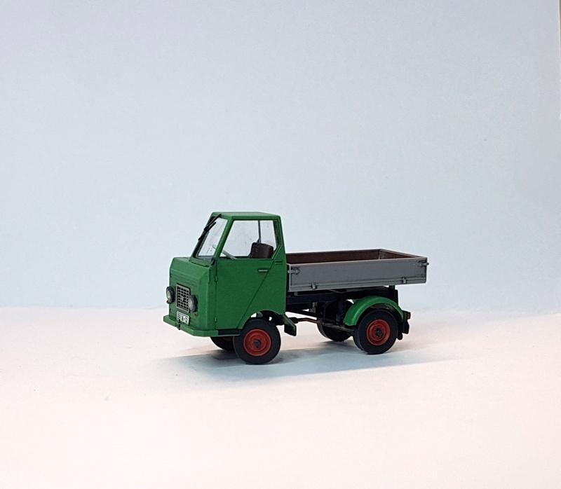 Multicar M22 (Auhagen) 20170821