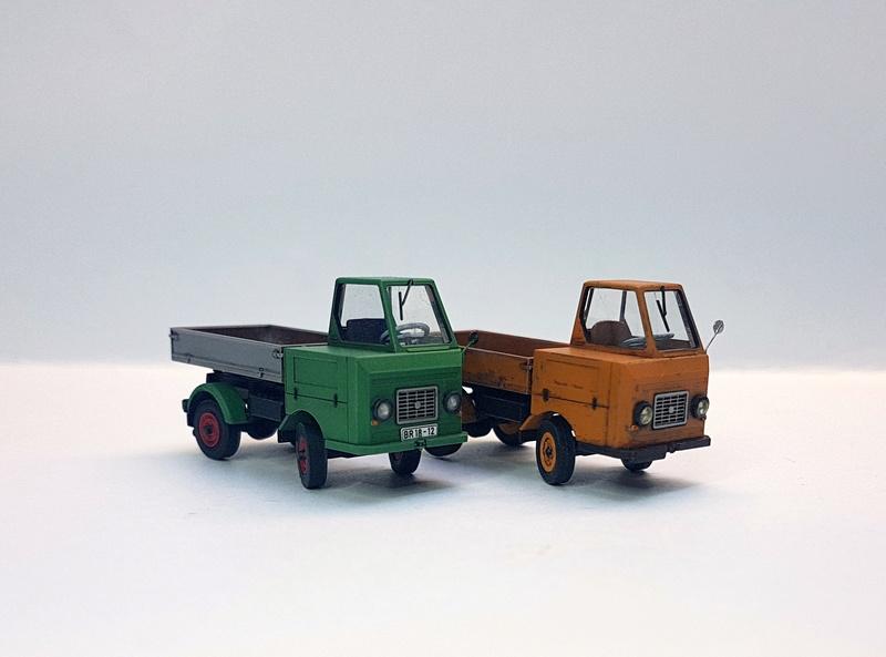 Multicar M22 (Auhagen) 20170923