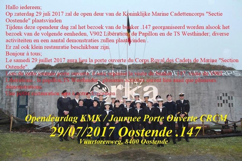 """VISITE .147 & V902 LIBERATION"" Porte ouverte Cadets Ost , 15875010"