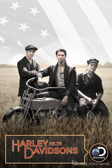 Harley and the Davidsons - Saison 1 14794510