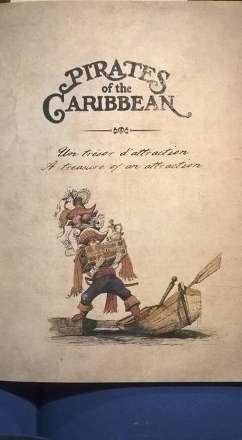 [Livres] Collection Attractions de Disneyland Paris (Pirates of the Caribbean le 27 février !) Wp_20114