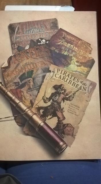 [Livres] Collection Attractions de Disneyland Paris (Pirates of the Caribbean le 27 février !) Wp_20115
