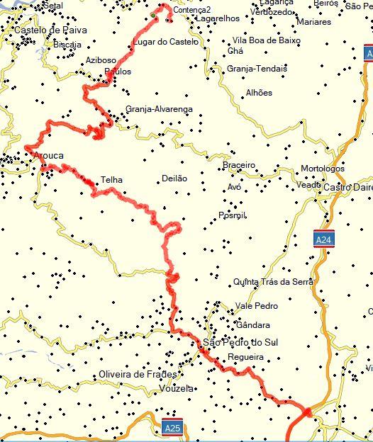 Rodagem dos 1000kms Arouca10