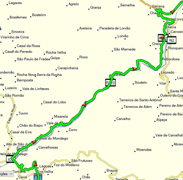 Rodagem dos 1000kms Guad10