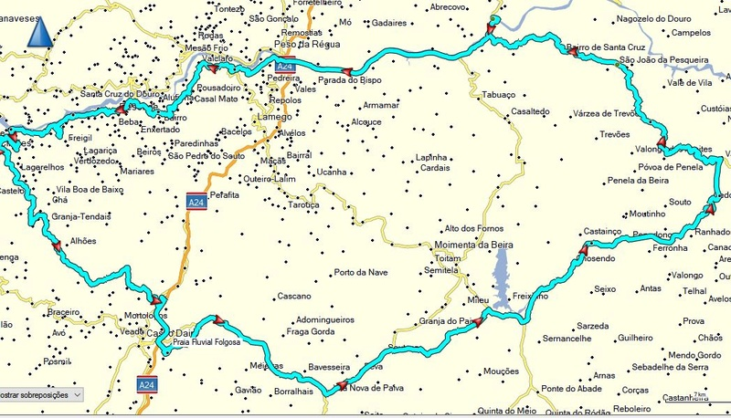 Rodagem dos 1000kms Pinhao10