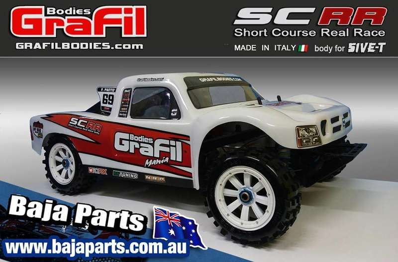 Carrosserie pour LOSI 5IVE 18342510