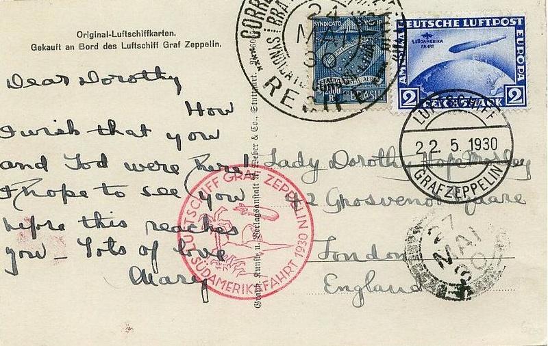 Südamerikafahrt 1930, Post nach Pernambuco - Seite 2 57_bcc10
