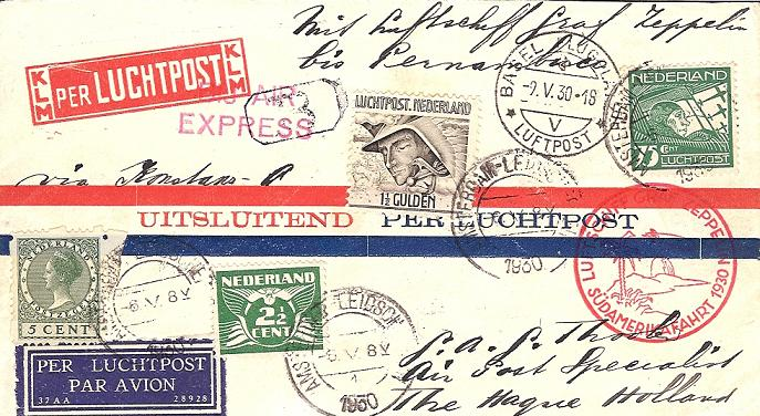 nach - Südamerikafahrt 1930, Post nach Pernambuco - Seite 3 57_k_n10