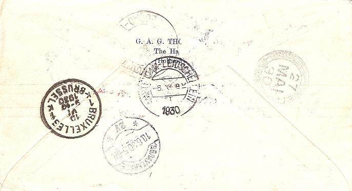 nach - Südamerikafahrt 1930, Post nach Pernambuco - Seite 3 57_k_n11