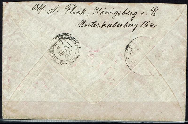 nach - Südamerikafahrt 1930, Post nach Pernambuco - Seite 3 57_r_r10