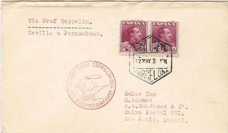 nach - Südamerikafahrt 1930, Post nach Rio de Janeiro - Seite 3 58_dc10