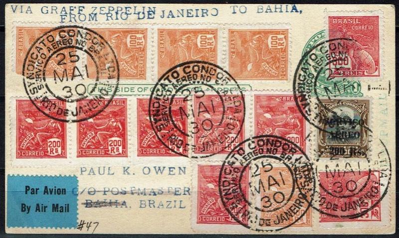 Zeppelinpost aus USA 59_x_210