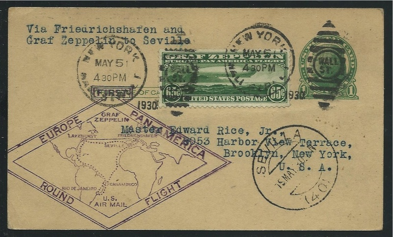 Südamerikafahrt 1930, Post nach Sevilla - Seite 3 64_a_s11