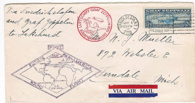 Zeppelinpost aus USA 64_c10