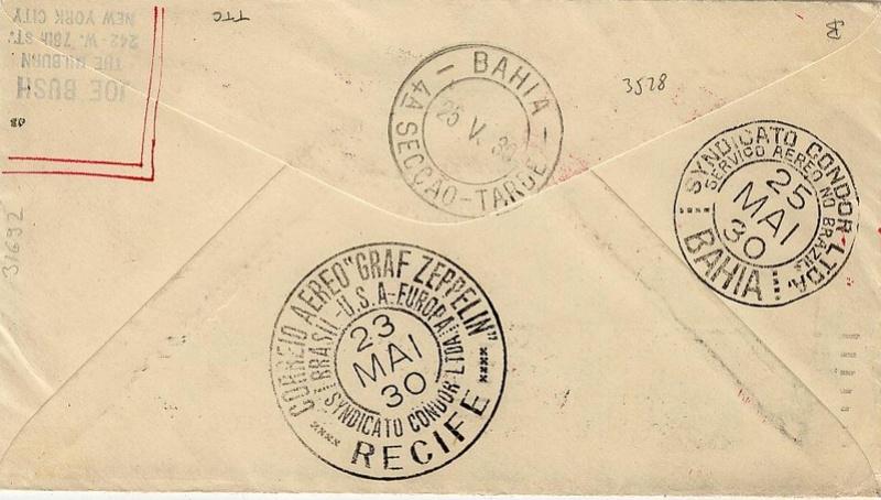 Zeppelinpost aus USA 64_c_b11