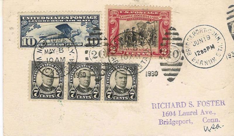 Zeppelinpost aus USA 64_k_111