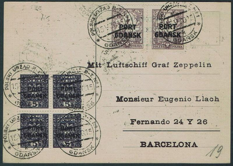 Südamerikafahrt 1930, Post nach Sevilla - Seite 3 Port_g10