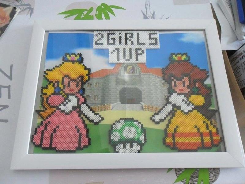 Les créations autour du jeu vidéo - Page 9 20729610