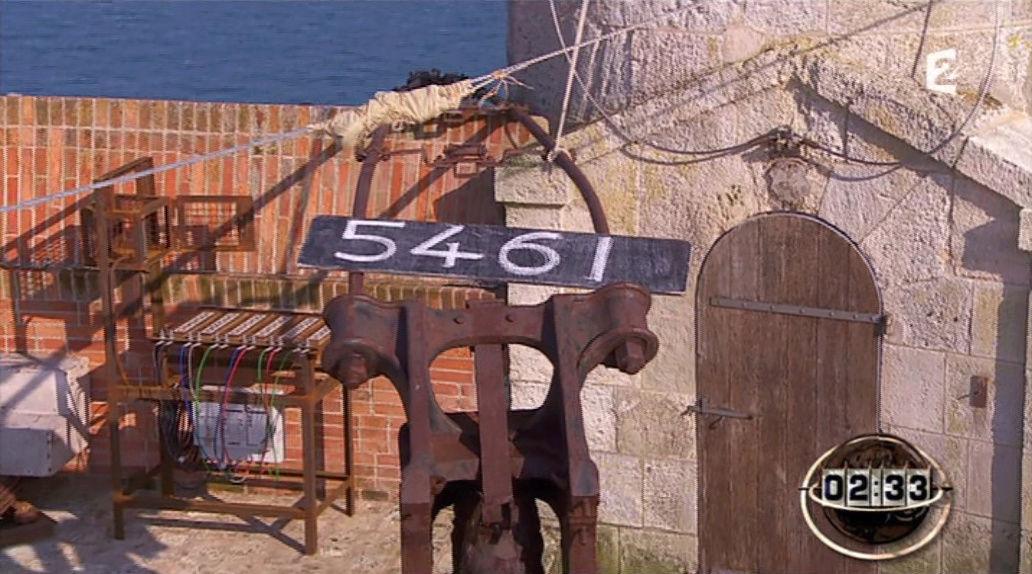 Les éléments d'origine sur le Fort Sssss10