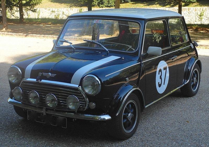 Rover Cooper 91 et Leyland 1100 77 et Riley Elf 67 - Page 8 Sam_3016