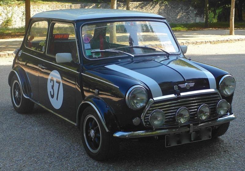 Rover Cooper 91 et Leyland 1100 77 et Riley Elf 67 - Page 8 Sam_3017