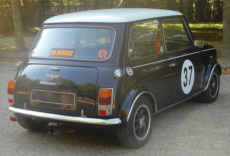 Rover Cooper 91 et Leyland 1100 77 et Riley Elf 67 - Page 8 Sam_3019