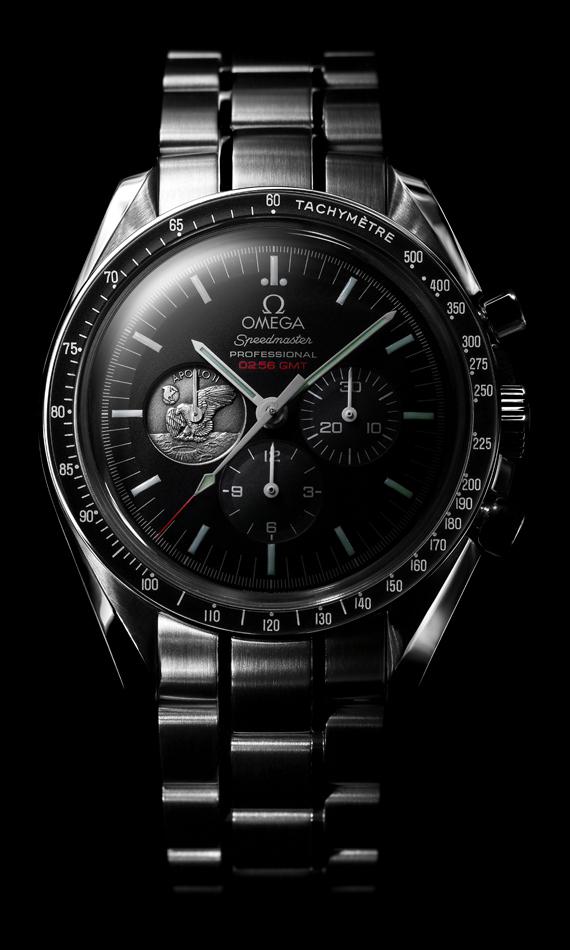 Speedmaster : Omega commémore le 40e anniversaire du dernier alunissage  Omega-11
