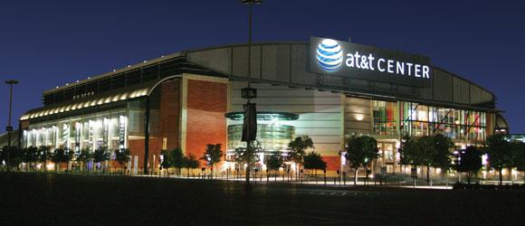 San Antonio Spurs Attcen10