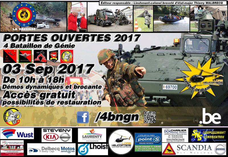 Portes Ouvertes Caserne d'Amay le 03 Septembre 2017 20023910