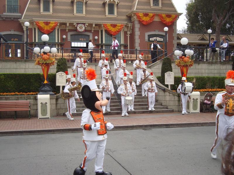 [Disneyland Resort] 17 au 19 octobre 2010 + l'Ouest américain Dsc08810