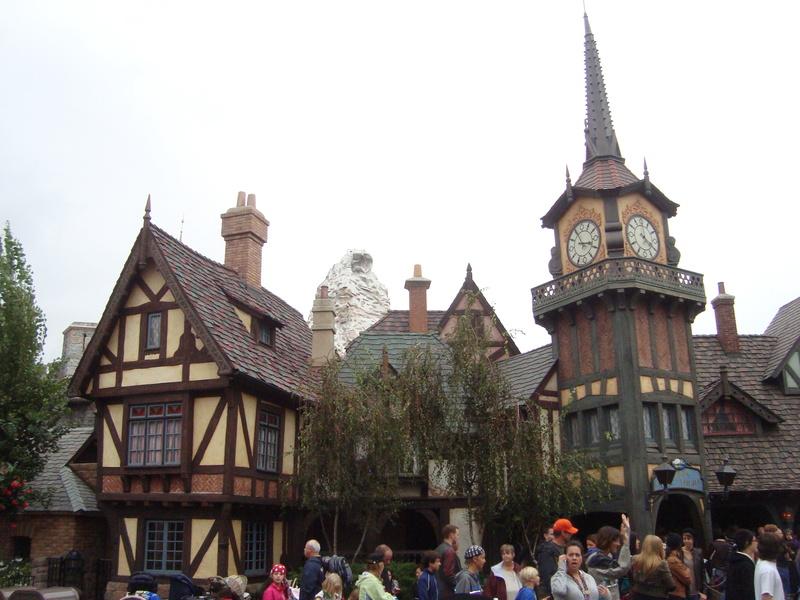 [Disneyland Resort] 17 au 19 octobre 2010 + l'Ouest américain Dsc08913
