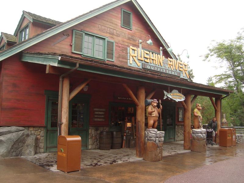 [Disneyland Resort] 17 au 19 octobre 2010 + l'Ouest américain Dsc09016