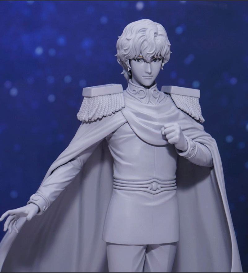 Ginga Eiyuu Densetsu - Les héros de la Galaxie - Kotobukiya Captur50