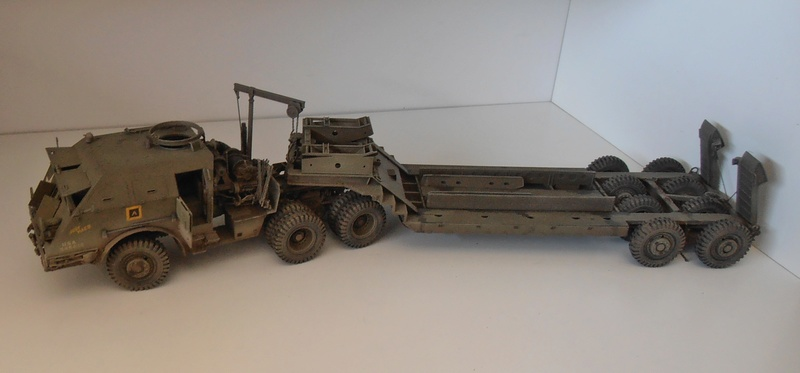 M26 Dragon wagon Tamiya et barge Italeri au 1/35eme - Page 5 P8061910