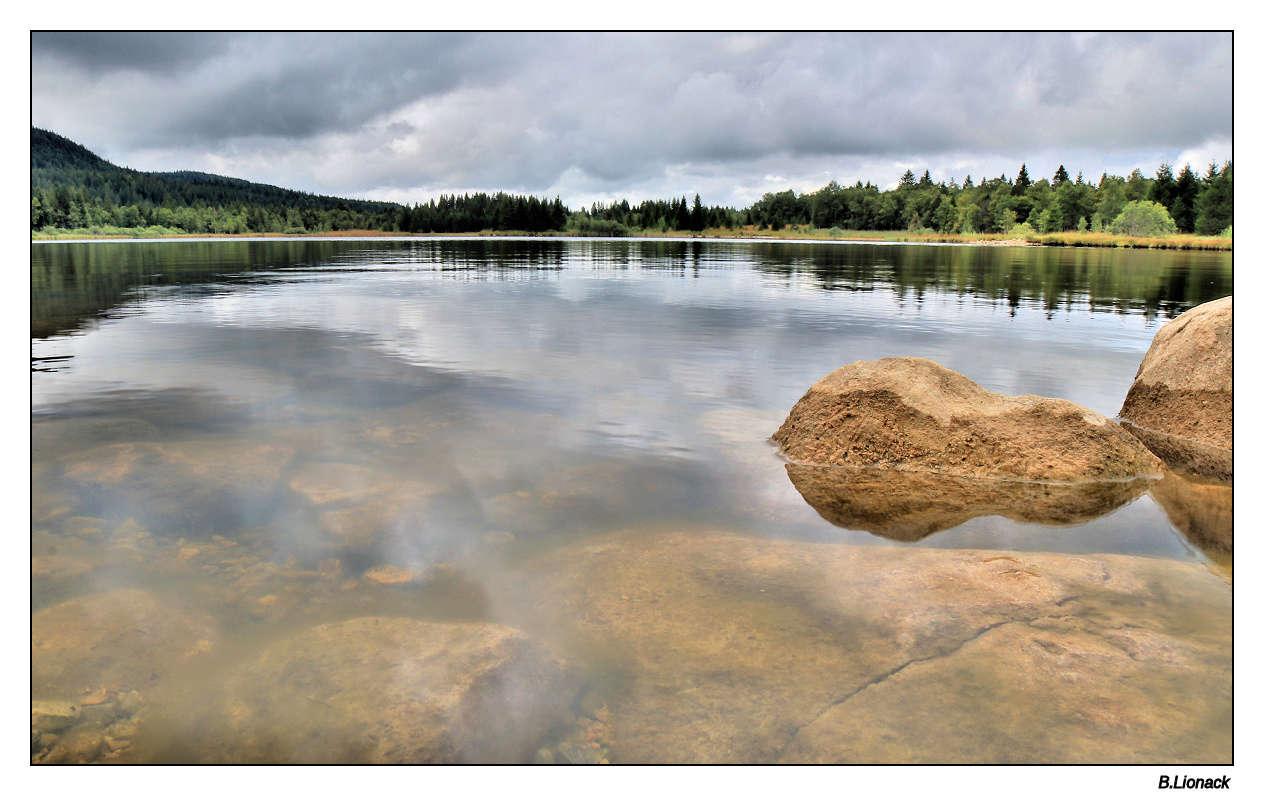 """De retour sur """"mes"""" lacs Bellef10"""