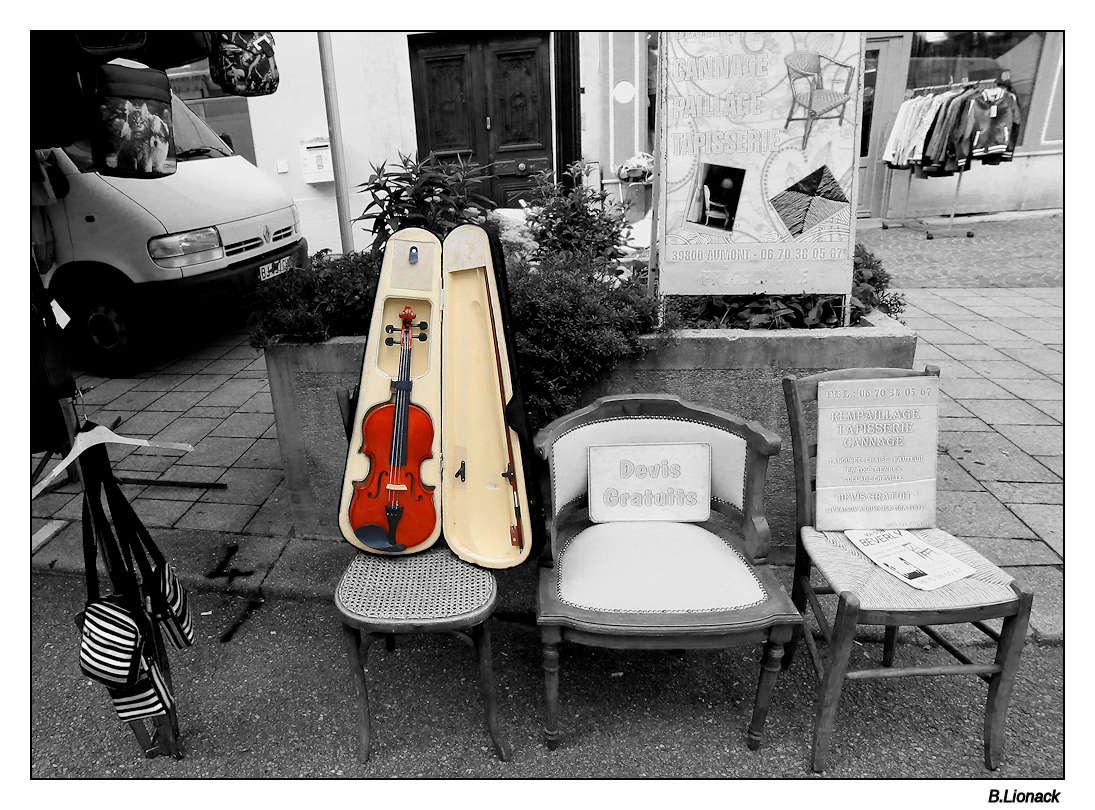 Le petit violon Violon10