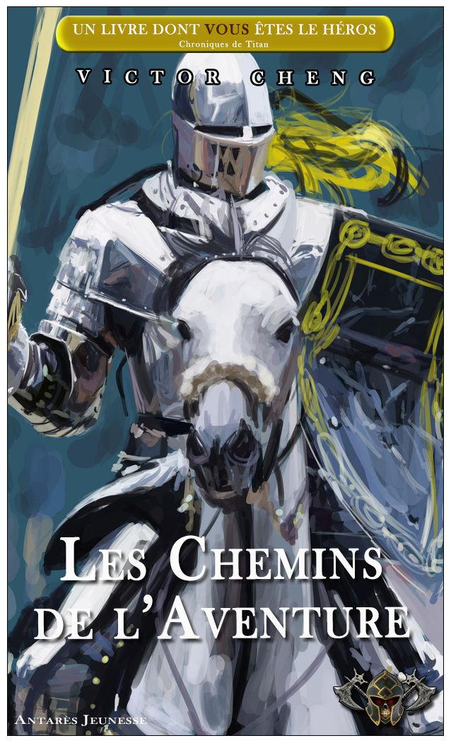 Chroniques de Titan / 9 - Les Chemins de l'Aventure  Cdt9_v10