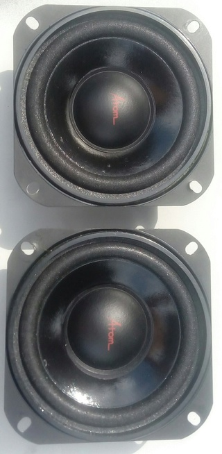 "LA 420B 4"" car speaker (Sold) 4_inch12"