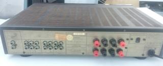 Harman Kardon HK6100 Integrated Amplifier Hk610011